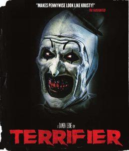 Terrifier 2017 affiche film