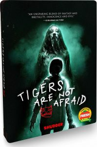 Tigers Are Not Afraid affiche film