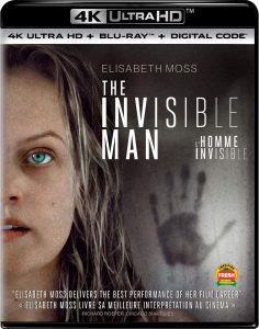 The Invisible Man 2020 affiche film