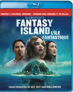 Fantasy Island 2020 affiche film