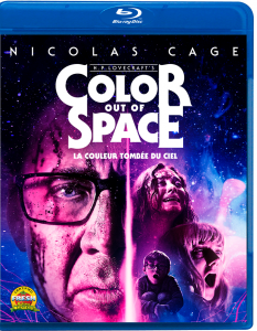 Color Out of Space 2019 affiche film