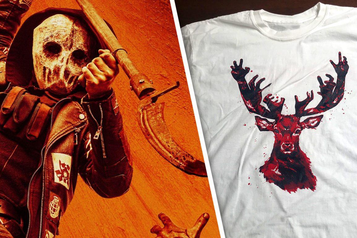 BloodQuantum tshirt