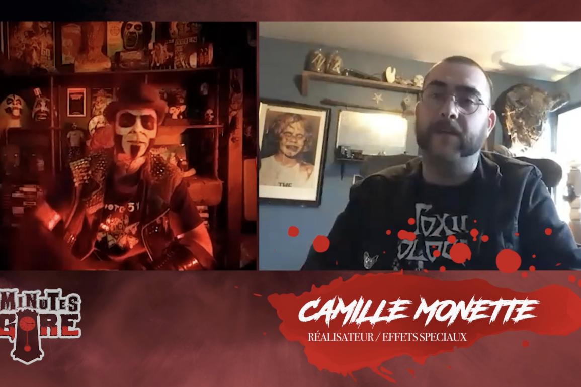 Camille Monette Gore Addict