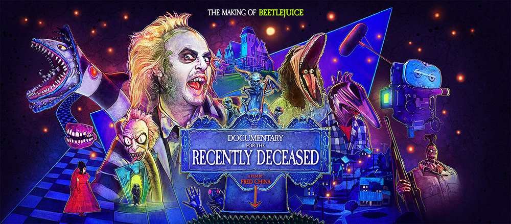 Documentary for the Recently Deceased The Making of Beetlejuice