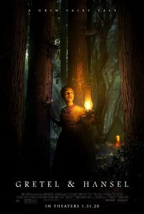 Gretel and Hansel affiche film
