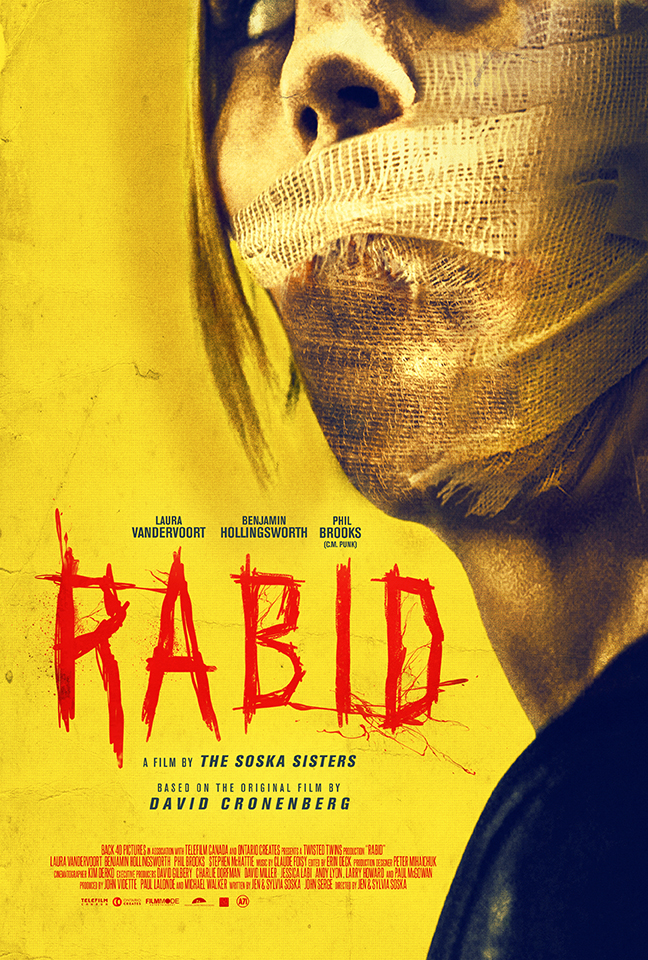 Rabid Canada Poster
