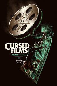 Cursed Films affiche Shudder
