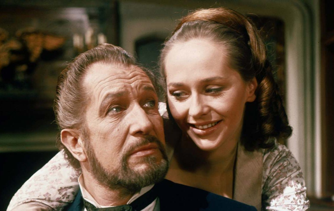 the oblong box vincent price hilary dwyer
