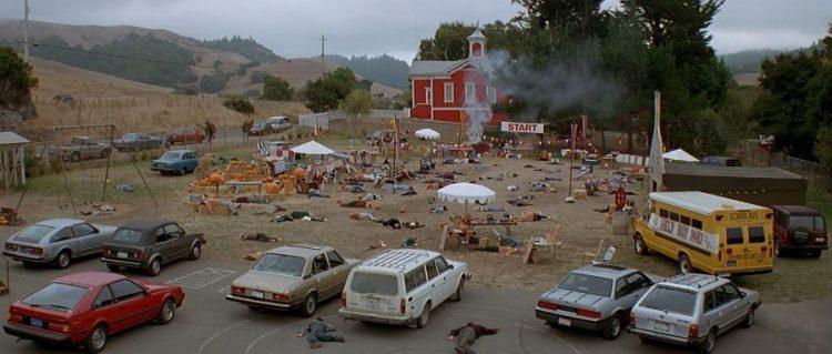 Le village des damnés - 1995