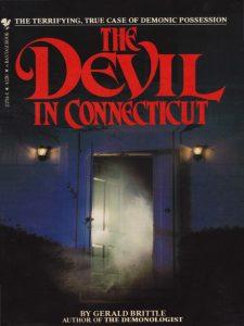 The Devil in Connecticut couverture livre