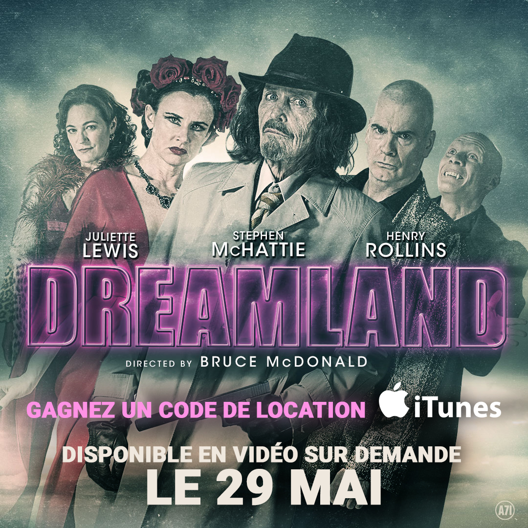DREAMLAND MAY29 itunes FRENCH