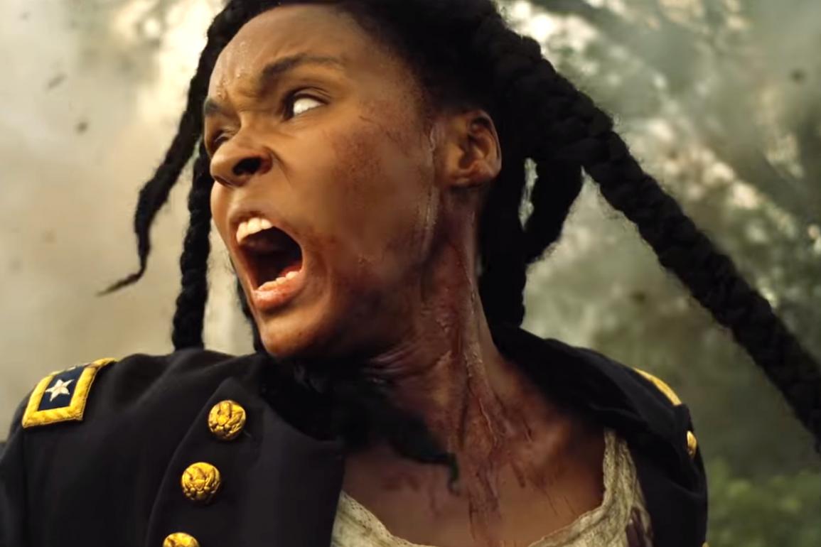 EXCLUSIVE NEW TRAILER – Janelle Monáe in Antebellum 0 49 screenshot 1