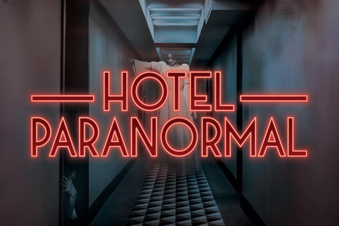 Hotel Paranormalv9