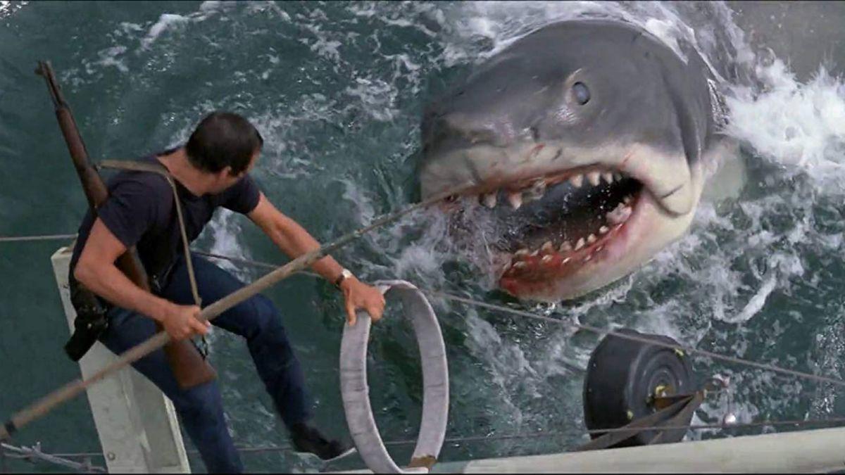 Jaws image film