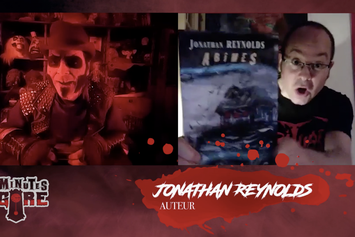 Jonathan Reynolds 3 minutes de gore