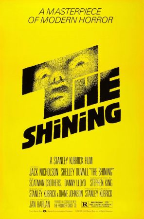 The shining affiche film