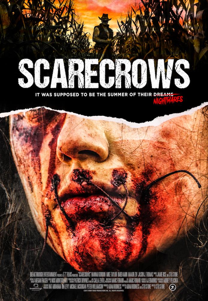 Scarecrow affiche film