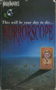 Horrorscope couverture livre