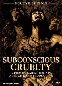 Subconscious Cruelty affiche film