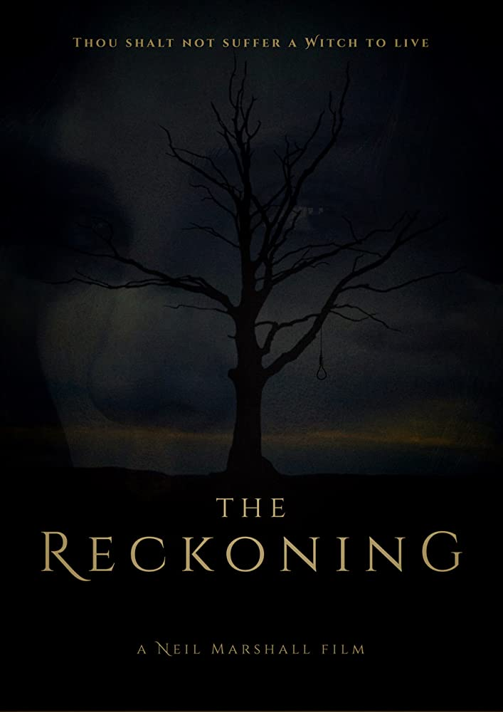 The Reckoning affiche film