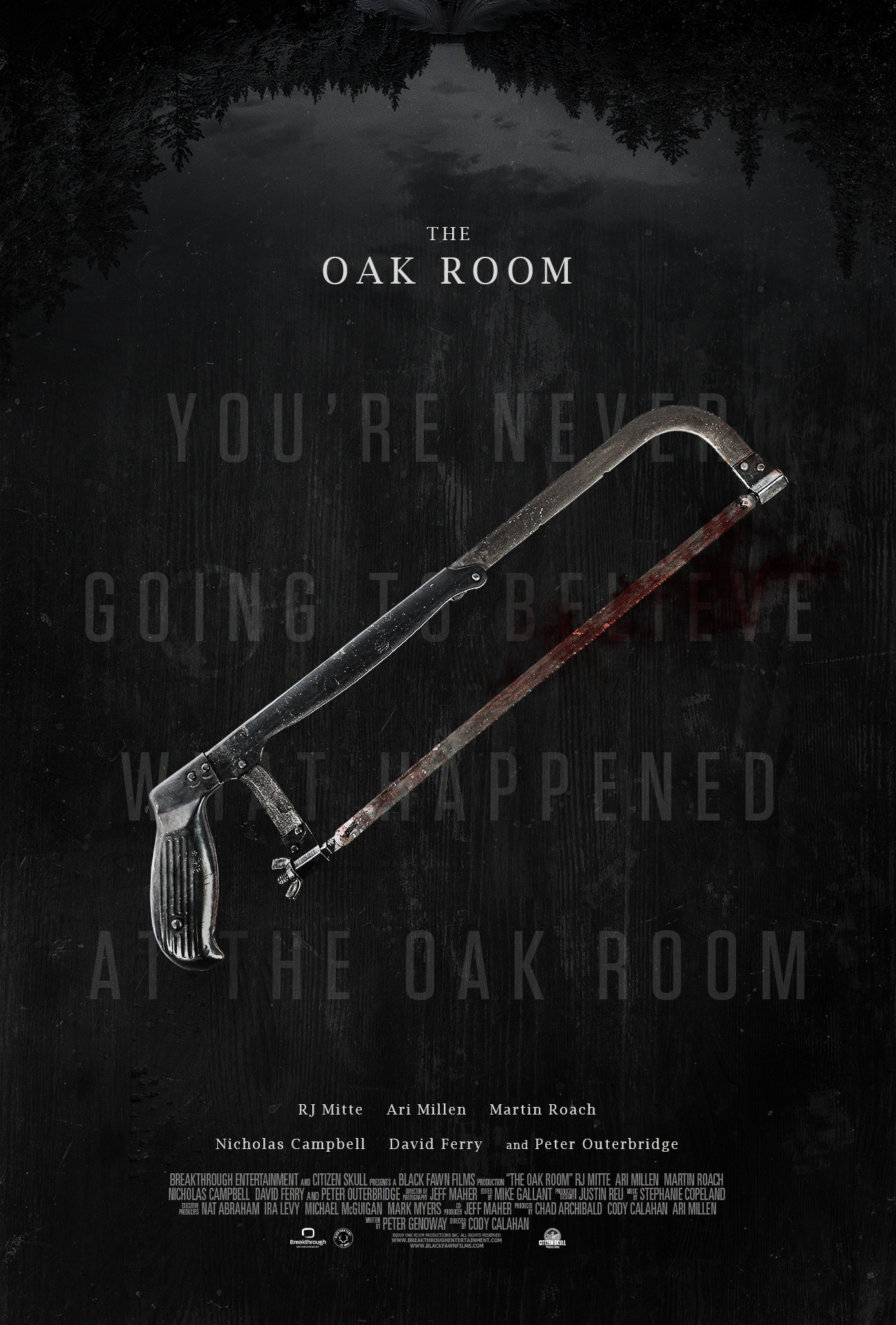 The Oak Room Main Poster Web