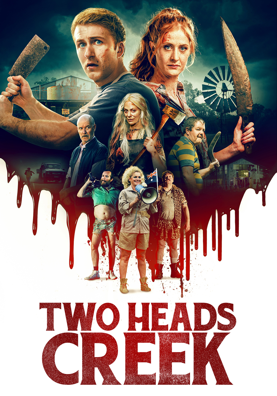 Two Heads Creek Full Poster