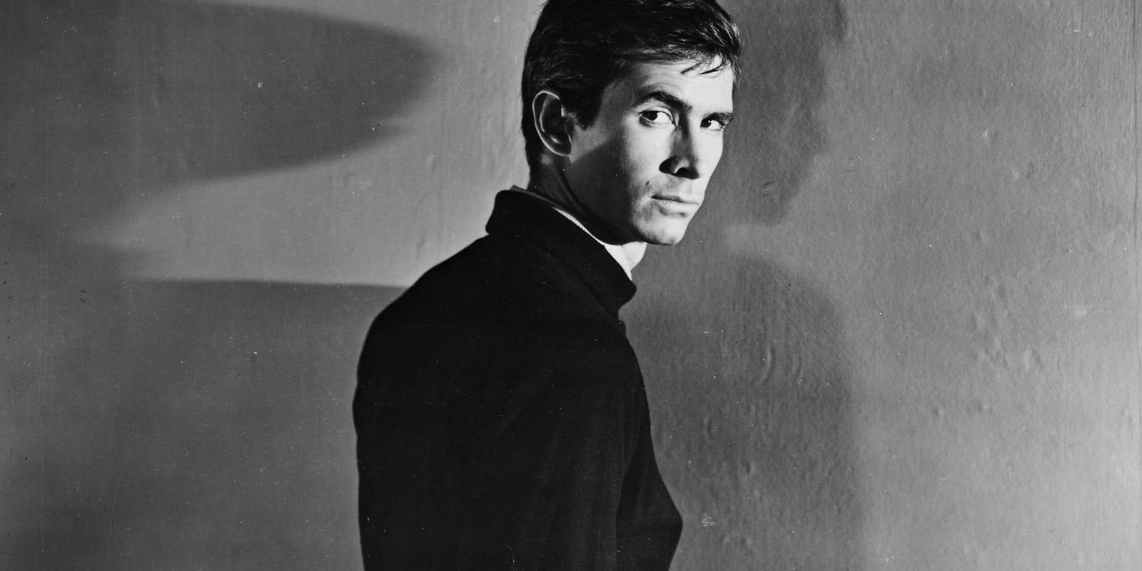 Psycho Norman Bates