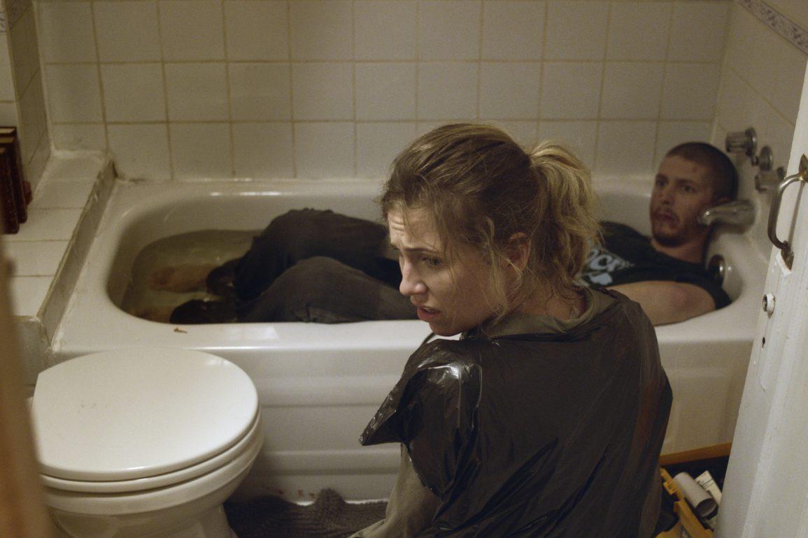 Becca Richie bathtub