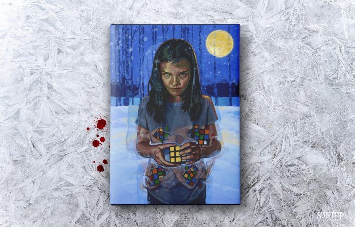 Let The Right One In Artist Gift livre