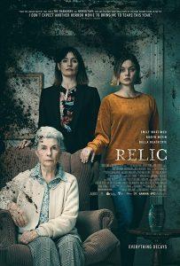 Relic affiche film