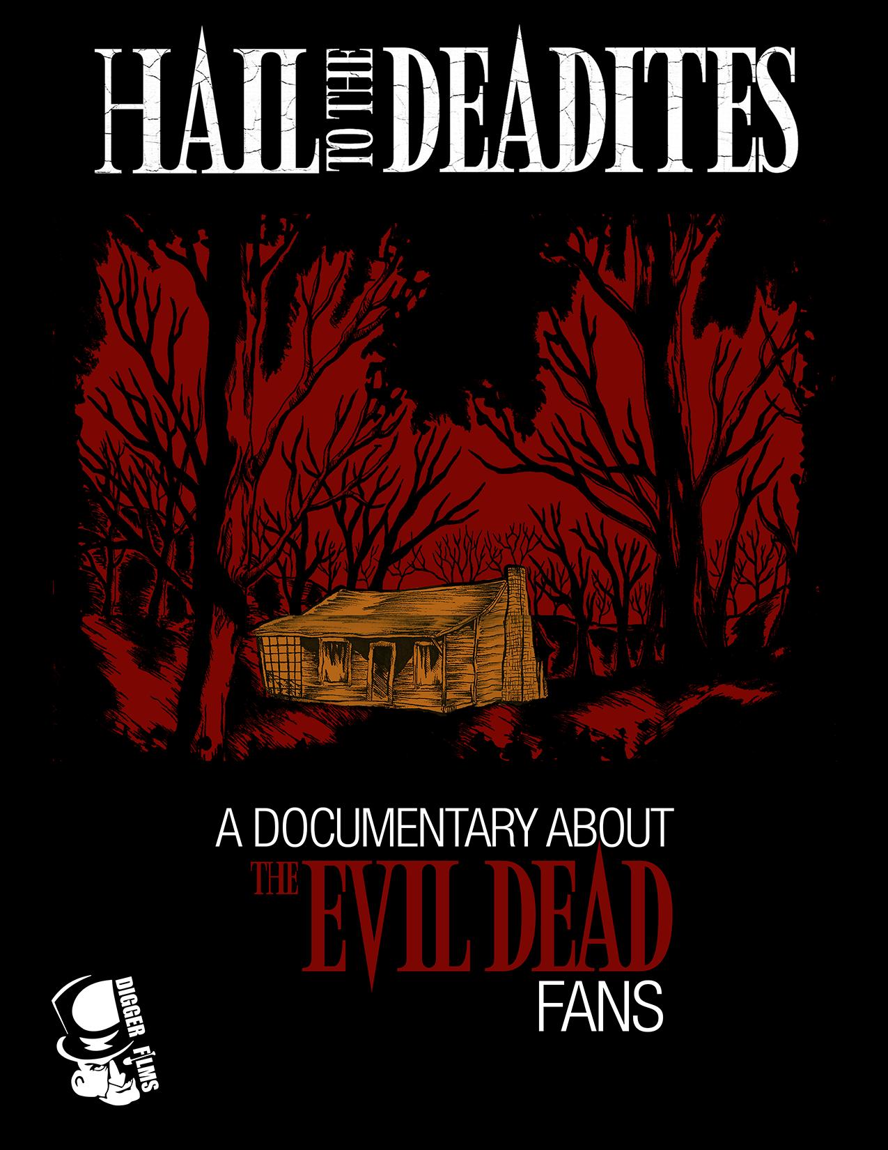 Hail to the Deadites affiche