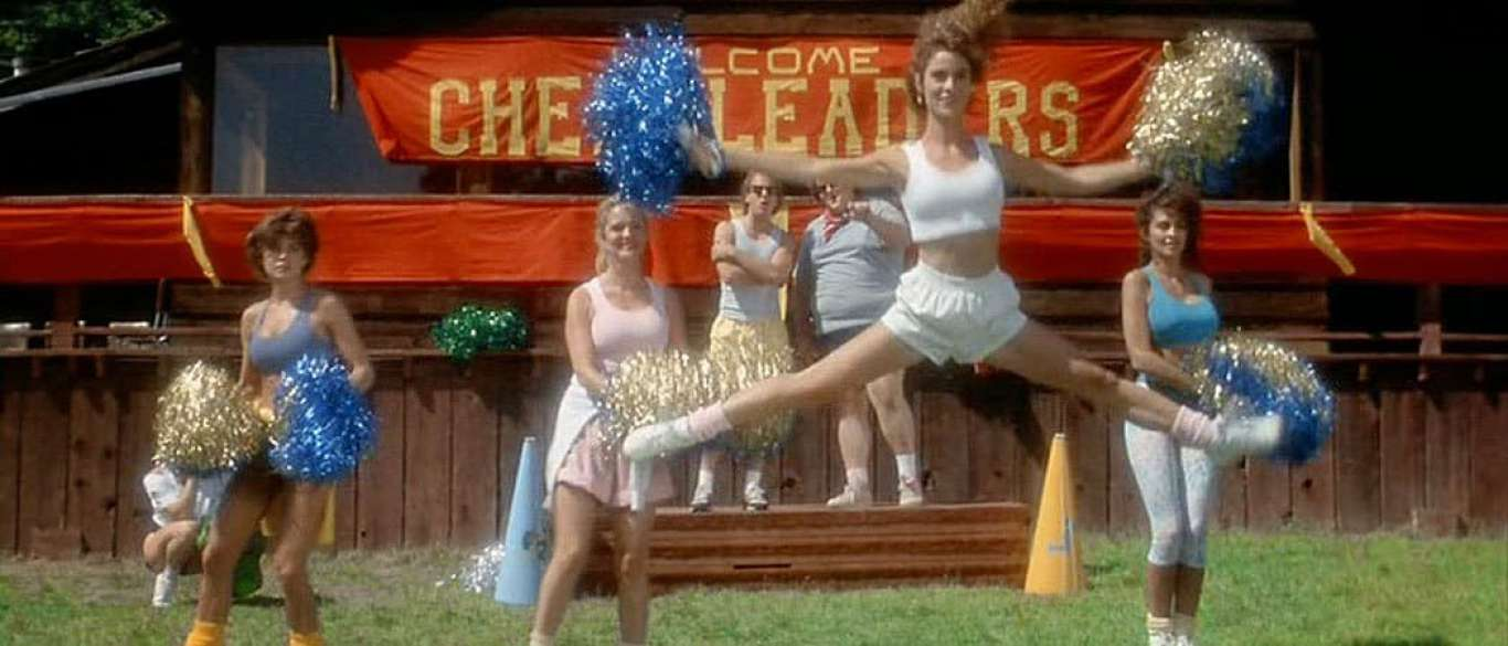 Cheerleader Camp image film