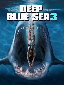 Deep Blue Sea 3 affiche film