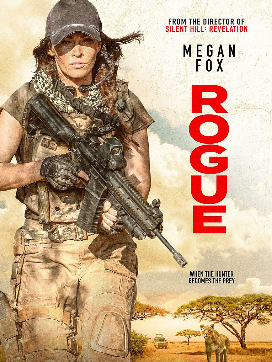 Rogue affiche film