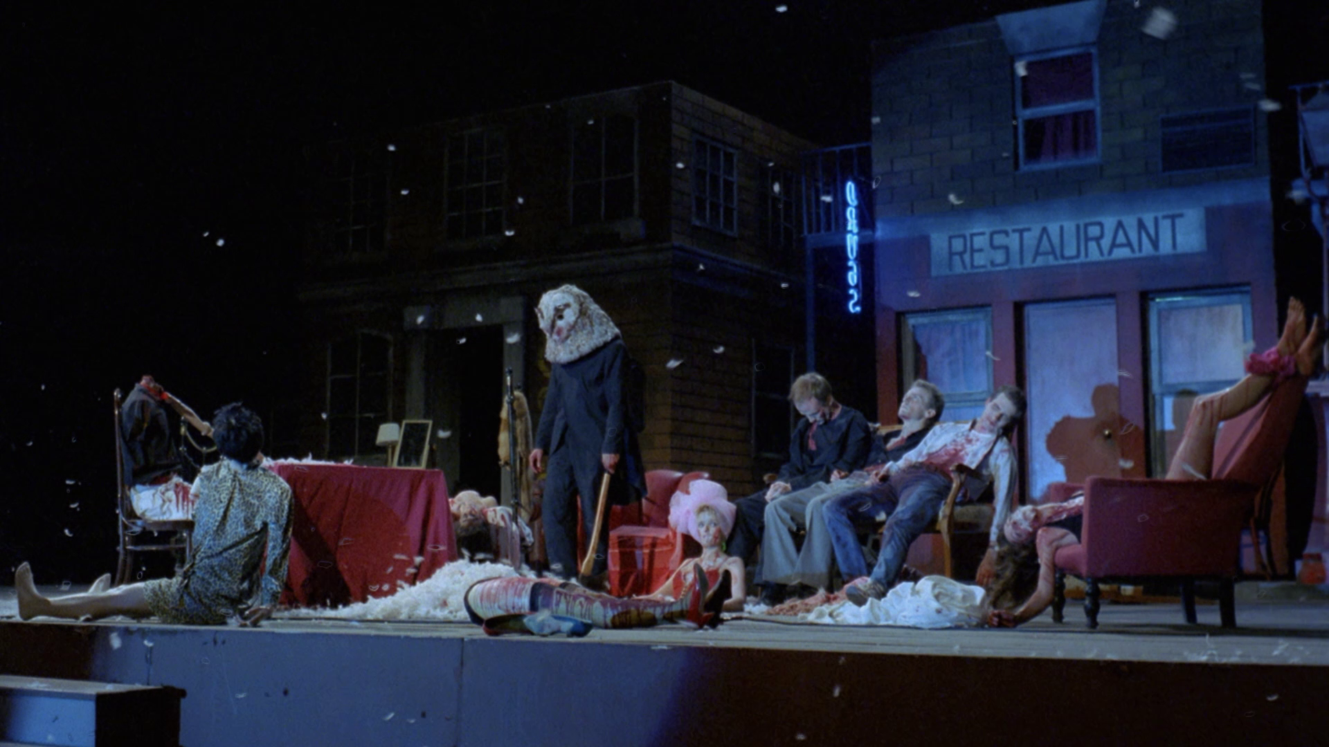 Stage Fright image film
