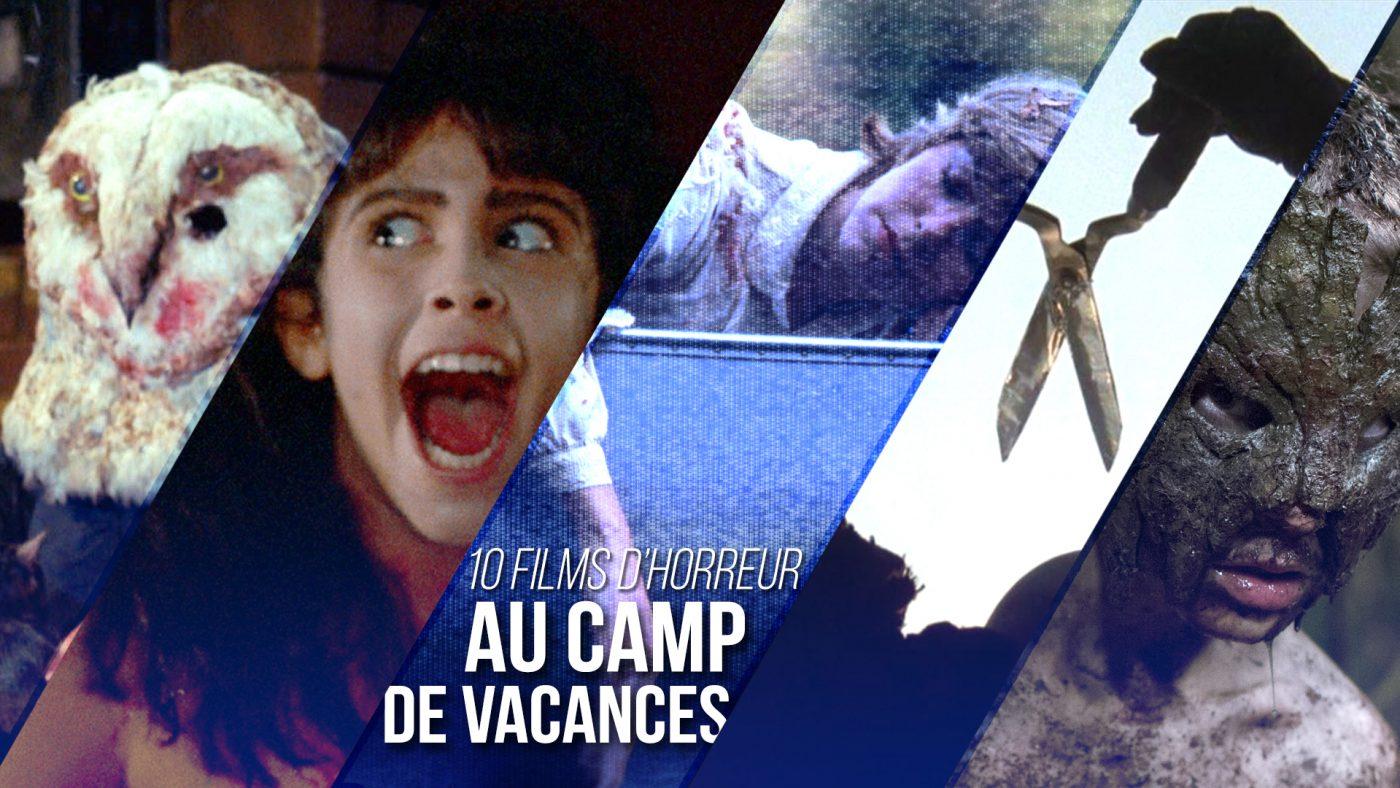 10 films d horreur camp de vacances