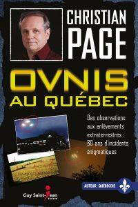 Ovnis au Québec livre