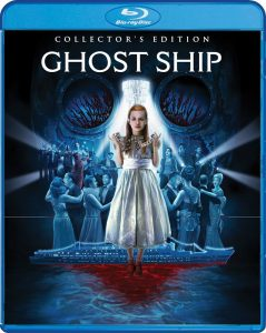 Ghost Ship Collector's Edition 2002 affiche film