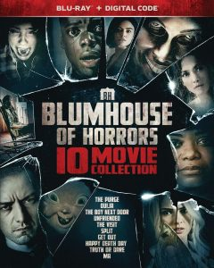 Blumhouse of Horrors 10-Movie Collection 2013-2019 affiche film
