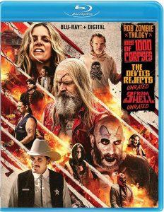 Rob Zombie Trilogy 2003-2019 affiche film