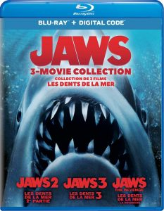 Jaws 3-Movie Collection 1978-1987 affiche film