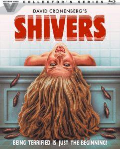 Shivers 1975 affiche film