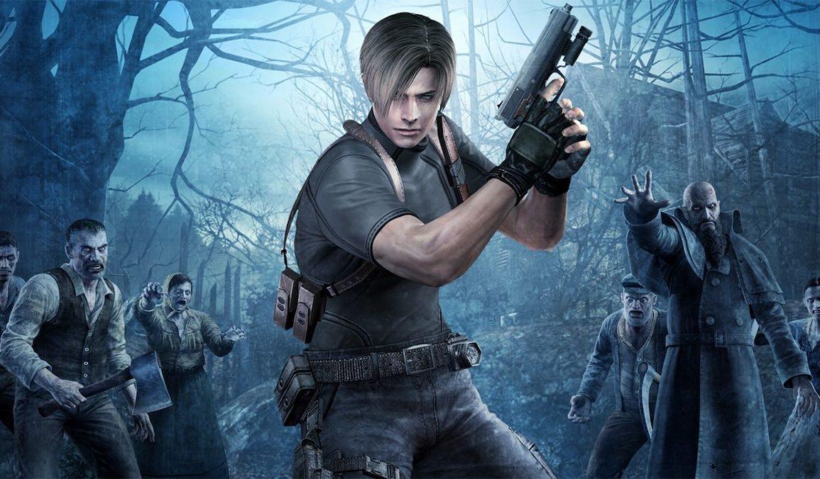 Resident Evil 4 Capcom Nintendo Switch