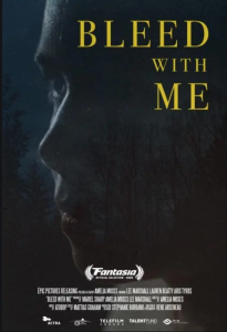 Bleed With Me affiche film