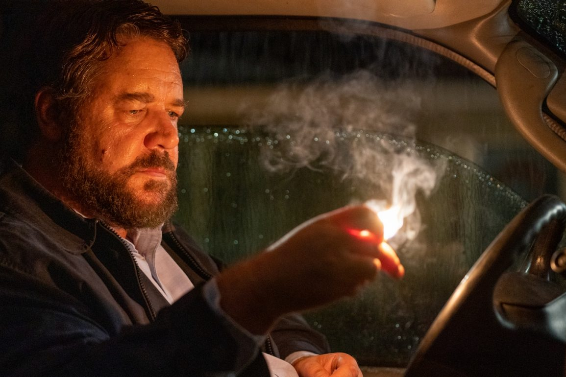 Unhinged Russell Crowe