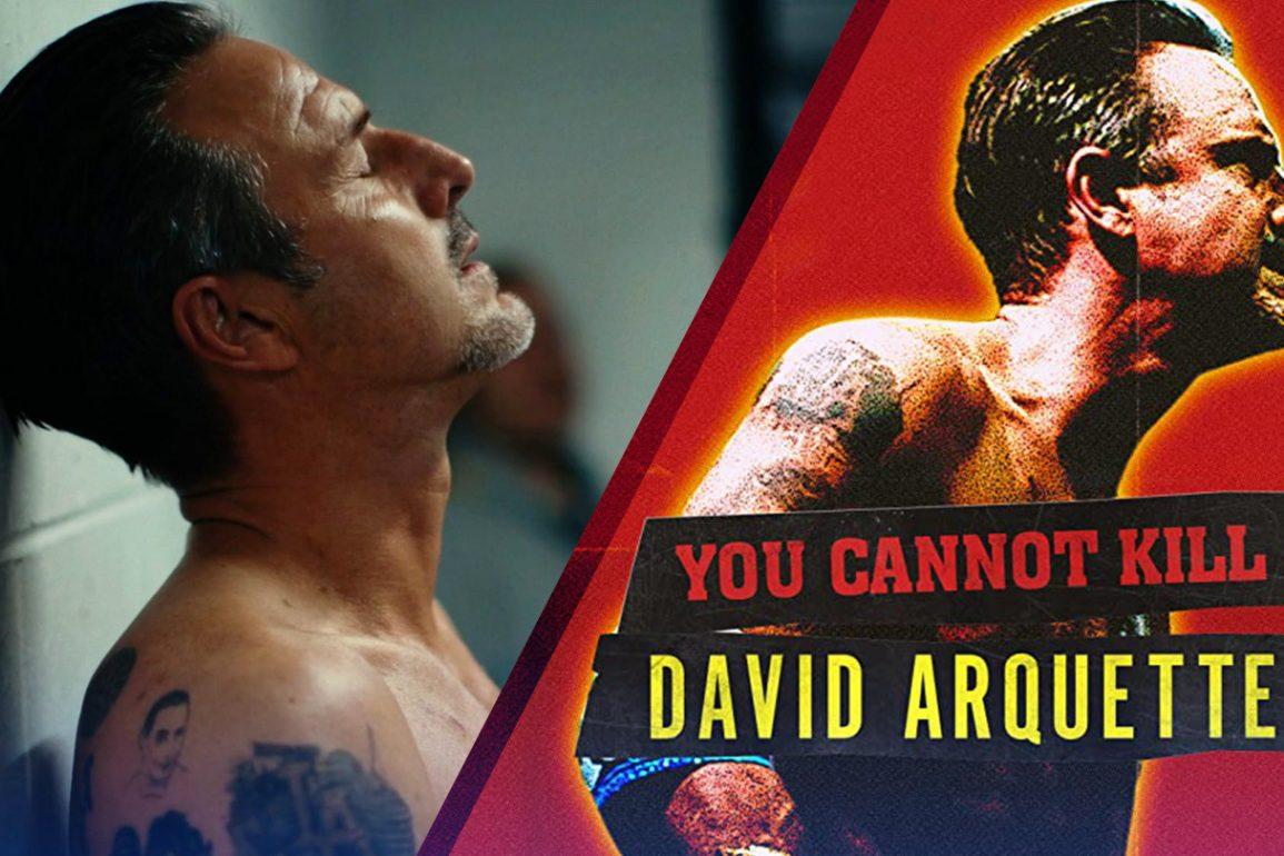 You Cannot Kill David Arquette Entrevue