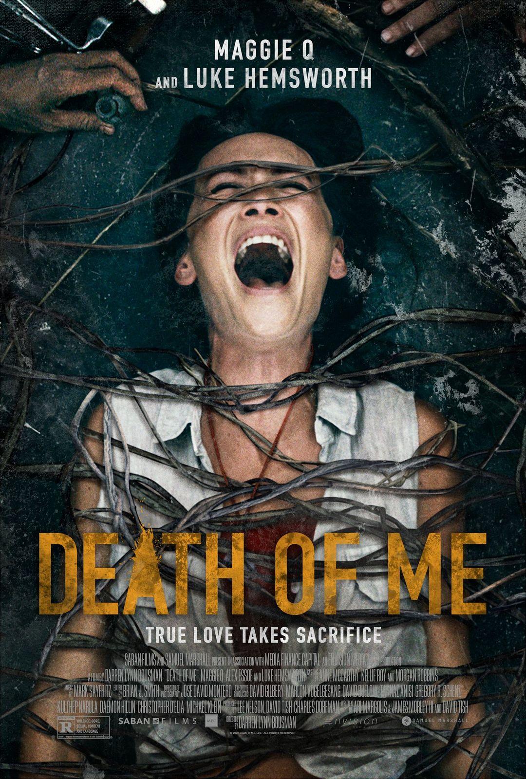 Death of me affiche film