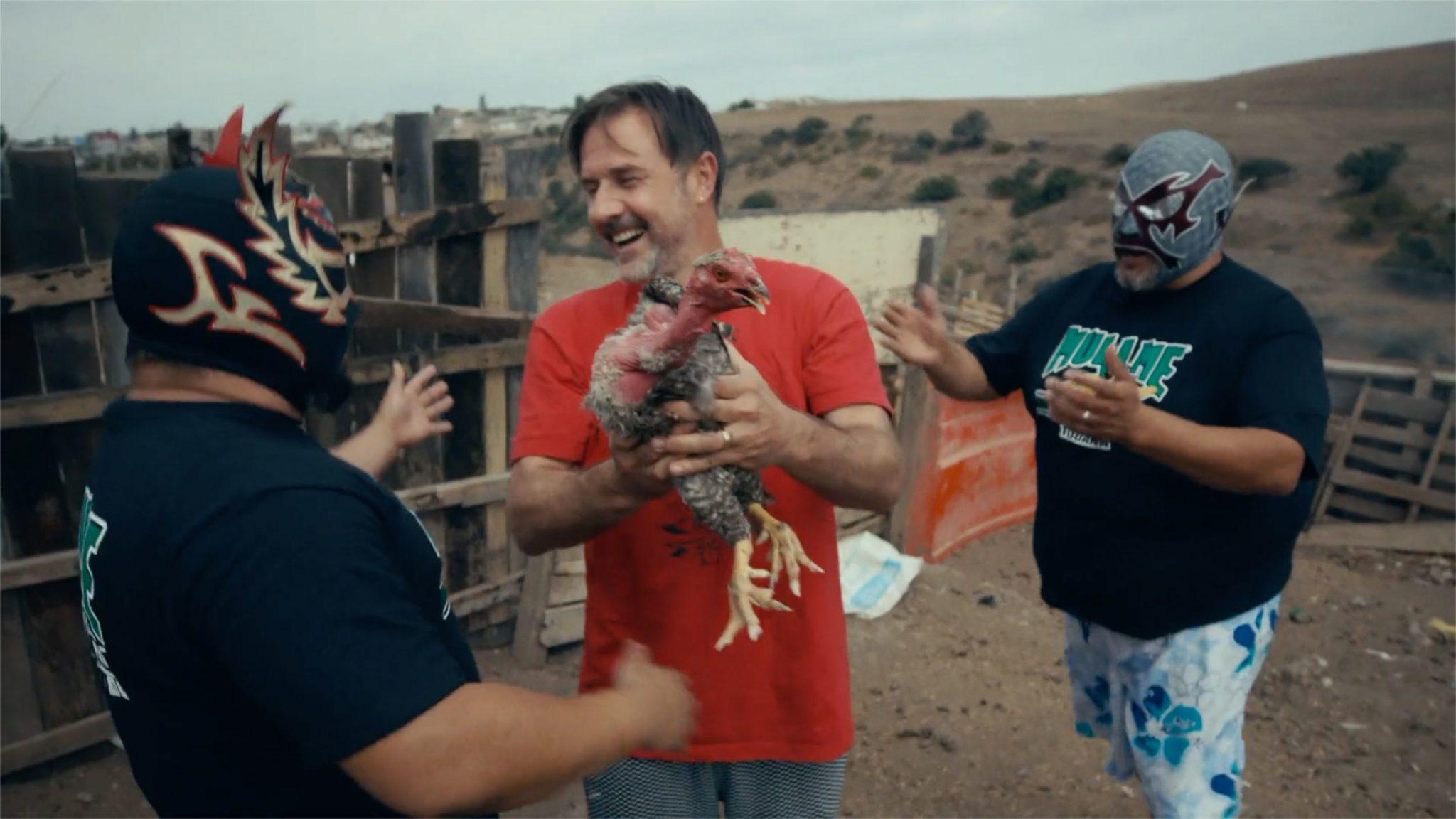 You Cannot Kill David Arquette image film poulet