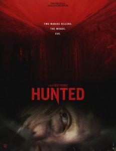 Hunted affiche film