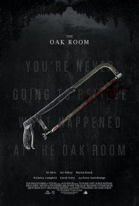 The Oak Room affiche film